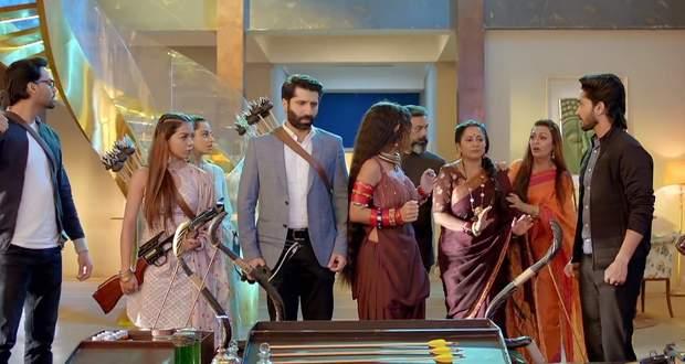 Nazar Serial Latest Gossip: Rathods to join hands against oldest Ekaayan