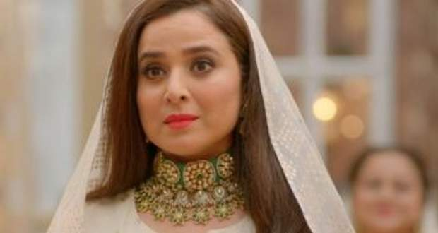 Bahu Begum Latest Spoiler: Dadi to put allegations on Raziya