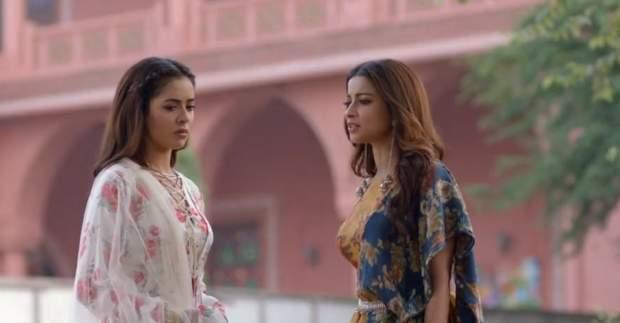 Divya Drishti Gossip News: Divya to go against her sister Drishti