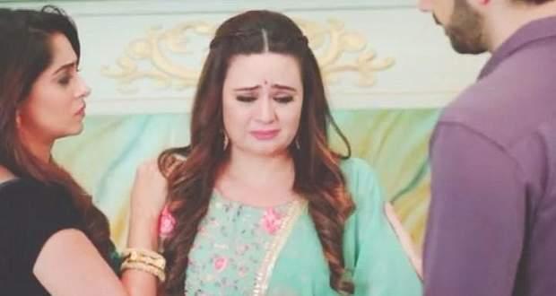 Kahaan Hum Kahaan Tum Gossips: Veena to accuse Sonakshi of Naren's condition