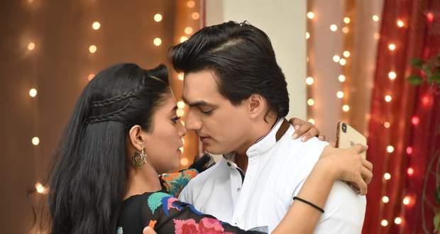Yeh Rishta Kya Kehlata Hai Gossip: Kartik-Naira's sensuous chemistry