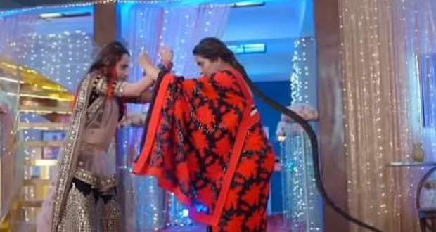 Nazar 11th February 2020 Written Update:Piya and Mohona fight with each other