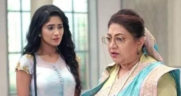 Yeh Rishta Kya Kehlata Hain Gossip News: Suhasini to go against Naira