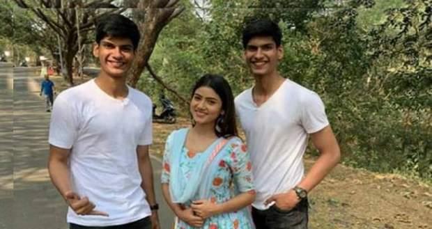 Yeh Rishta Kya Kehlata Hain Gossip News:Trisha reveals Luv's name