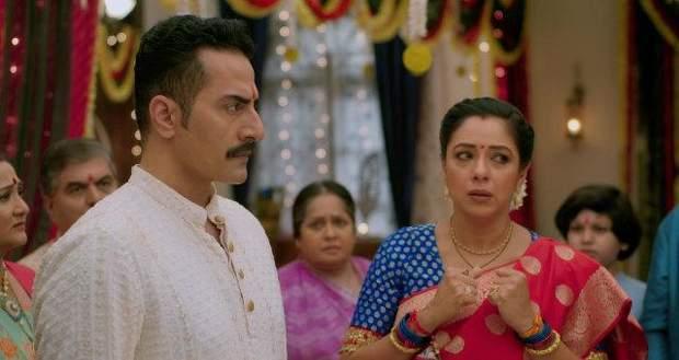 Anupama Updates: Anupama is blamed for Paritosh's behavior