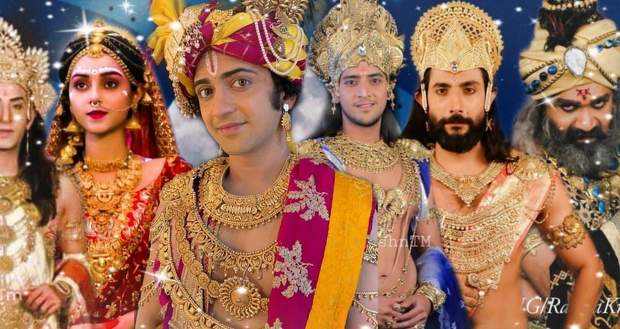 Radha Krishna Latest Spoiler: Pandavs to lose in the game of Chausar
