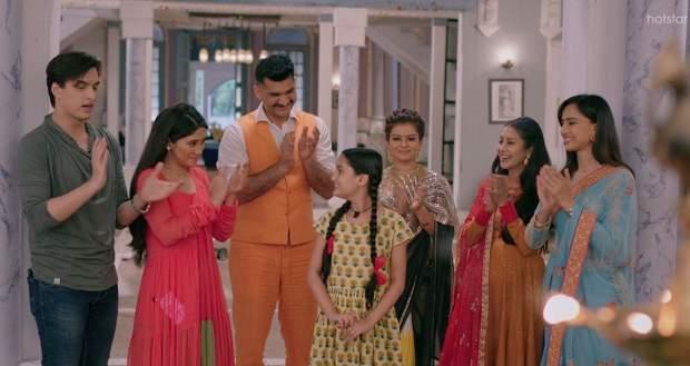 Yeh Rishta Kya Kehlata Hai Gossip : Chori to be part of Goenka family