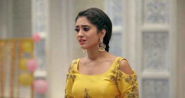 Yeh Rishta Kya Kehlata Hai Gossip: Naira to leave Goenka house secretly