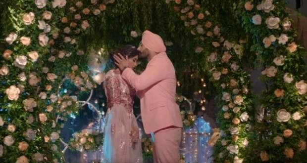 Choti Sardarni Spoiler: Meher-Sarabjeet to celebrate their first anniversary