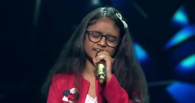 SaReGaMaPa Little Champs 2020: Tanishka Sarkar gives a chartbuster performance
