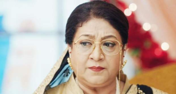 Yeh Rishta Kya Kehlata Hai Gossip: Suhasini to put the blame on Krishna