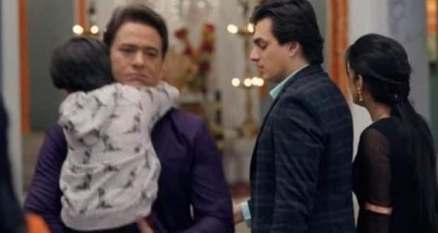 Yeh Rishta Kya Kehlata Hai Spoiler: Manish to console Kairav