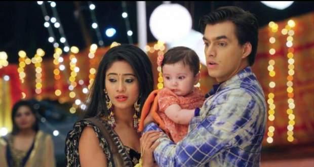 Yeh Rishta Kya Kehlata Hai Spoiler: Naira to name her daughter Akshara