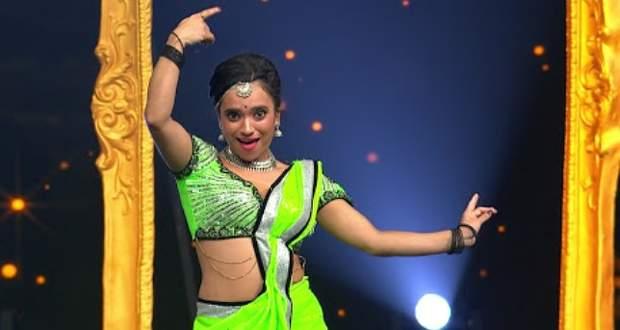 India's Best Dancer Rutuja Junarkar's Energetic Lavni Dance Performance
