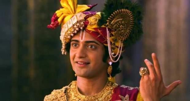Radha Krishna Spoiler News: Krishna to tell the holy tale of Narayan to Arjun