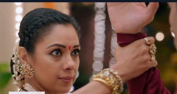 Anupama Gossip News: Anupama to stop Vanraj from hitting her