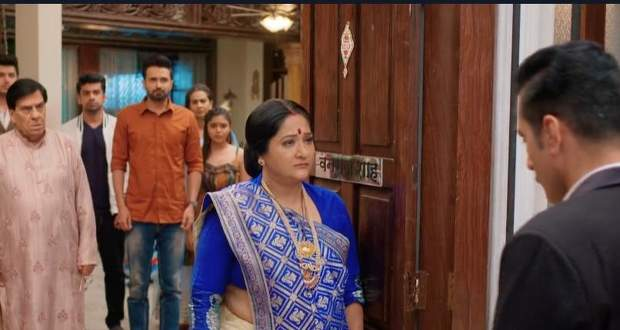 Anupama Latest Spoiler: Baa to stop Vanraj from entering the Shah house