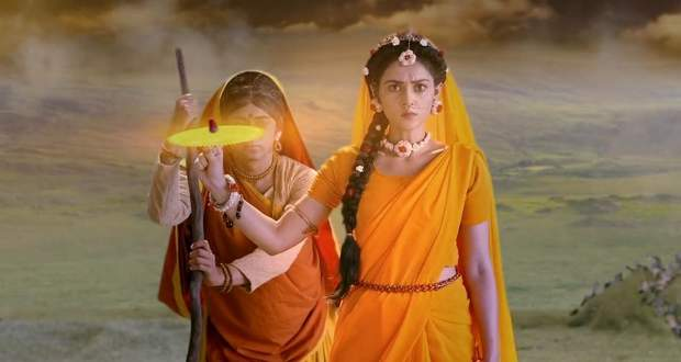 Radha Krishna Spoiler Alert:Radha to use Sudarshana Chakra to save Krishna