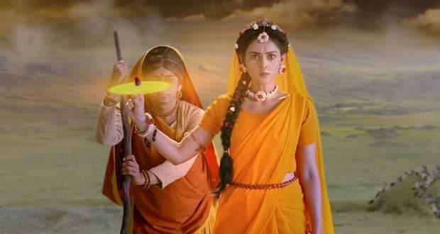 Radha Krishna Spoiler Alert:Radha to use Sudarshana Chakra to save Krishna