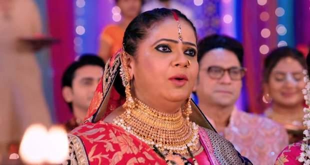 Saath Nibhana Saathiya 2 Twist:Kokila to warn Kanak to stay out of her matters
