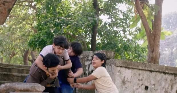 Yeh Rishta Kya Kehlata Hai Spoiler: Kids to push Aditya from the stairs